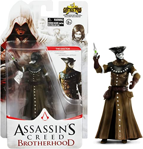 Assassin's Creed Brotherhood The Doctor Figure