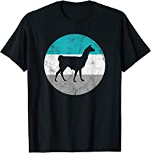 Llama Retro Gift For Men Women Boys & Girls T-Shirt