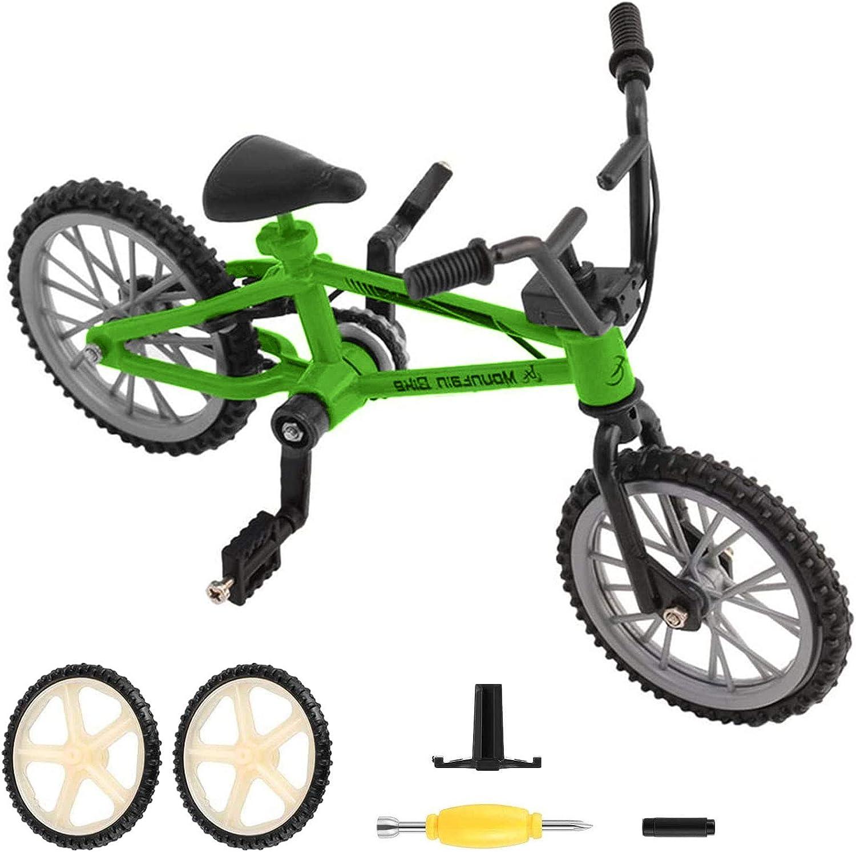 BMX Finger Bike Max 57% OFF Series Great interest 12 Cool Set Creative Toy Boy Game