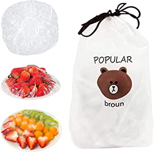 """Fresh Keeping Bags, Plastic Sealing Bags Food Cover, Elastic Stretch Adjustable Bowl Lids, Universal Kitchen Wrap Seal Fresh Keeping Caps Fresh Keeping Bags Covers,Plastic Stretchable Food Covers for Leftover And Meal Prep <100pcs></100pcs>"""" /></a></div> <div class="""