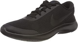 Nike Women's Flex Experience RN 7,  Black/Black/Anthracite,  9 B US