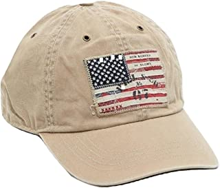 RALPH LAUREN   CO Polo Ralph Lauren Flag Patch Chino Baseball Cap 16ae3e7c73