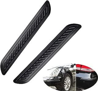 Car Bumper Guard Strips Rubber Anti-Scratch for Car SUV Pickup Truck Car Bumper Protector, 2 Packs