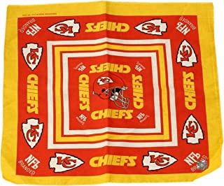 Kansas City Chiefs Bandana 22 x 20