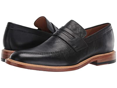 Bostonian No16 Soft Free (Black Leather) Men