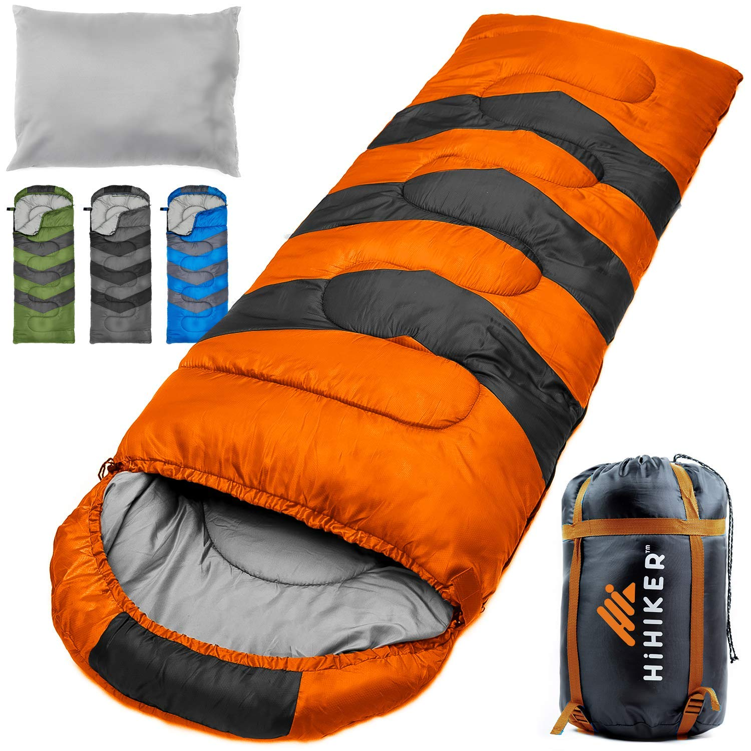 HiHiker Camping Sleeping Compact Compression
