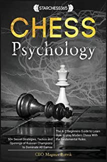 Chess Psychology ( Chess for beginners, fundamental, rules, strategies )