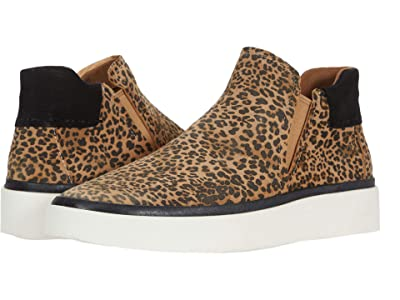 Dolce Vita Vinni (Tan/Black Dusted Leopard Suede) Women