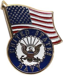 Best us navy veteran lapel pins Reviews