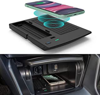 Wireless Charger for Honda Accord 2018 2019 2020 Accessories with Fast Charging Charger, Phone Wireless Charging Pad Mat f...