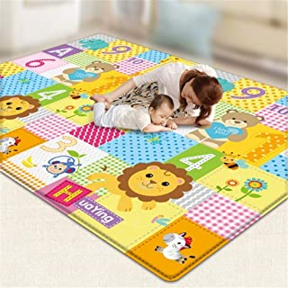 200 * 180cm Baby Playmats Tapete Infantil 1cm Thickness Baby Carpet Play Mat Foam Puzzle Mats Kid Toddler Crawl Playmat In...