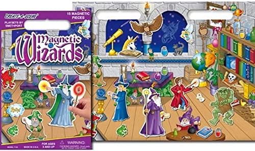 barato Magnetic Magnetic Magnetic Wizards Playboard Playset  costo real