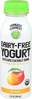 Harmless Harvest, Coconut Yogurt Drink Mango Organic, 8 Fl Oz