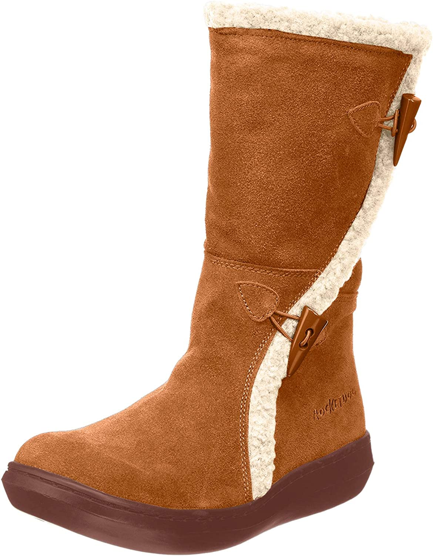 Rocket Dog Women's Slope Suede Boots