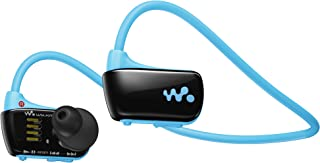 Sony Walkman NWZW273 4 GB Waterproof Sports MP3 Player (Blue) (Discontined by Manufacturer)