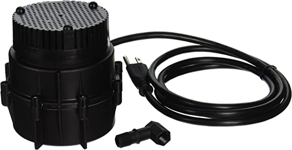 Little Giant 527003 NK 2 115 Volt 1 40 HP Submersible Lubricated Pump With 6 Feet Cord 1 Pack