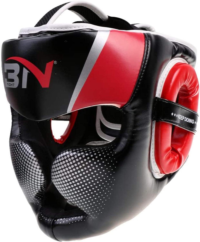 SFEEXUN Headgear Headguard for Boxing Kickboxing Colorado Springs Mall Super beauty product restock quality top MMA Training H