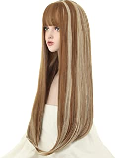 Best wigs long straight Reviews