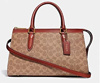 Coach Coach 30949 B4NQ4 Sports Bag 32 cm B4/Tan Rust
