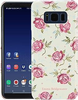 VQ Emma Bridgewater Slim Mobile Phone Case for Samsung Galaxy S8 - Rose & Bee