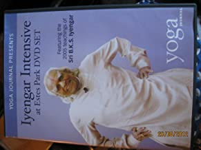 Iyengar Intensive At Estes Park 5 Dvd Set Featuring the 2005 Teachings Of Sri B.K.S. Iyengar