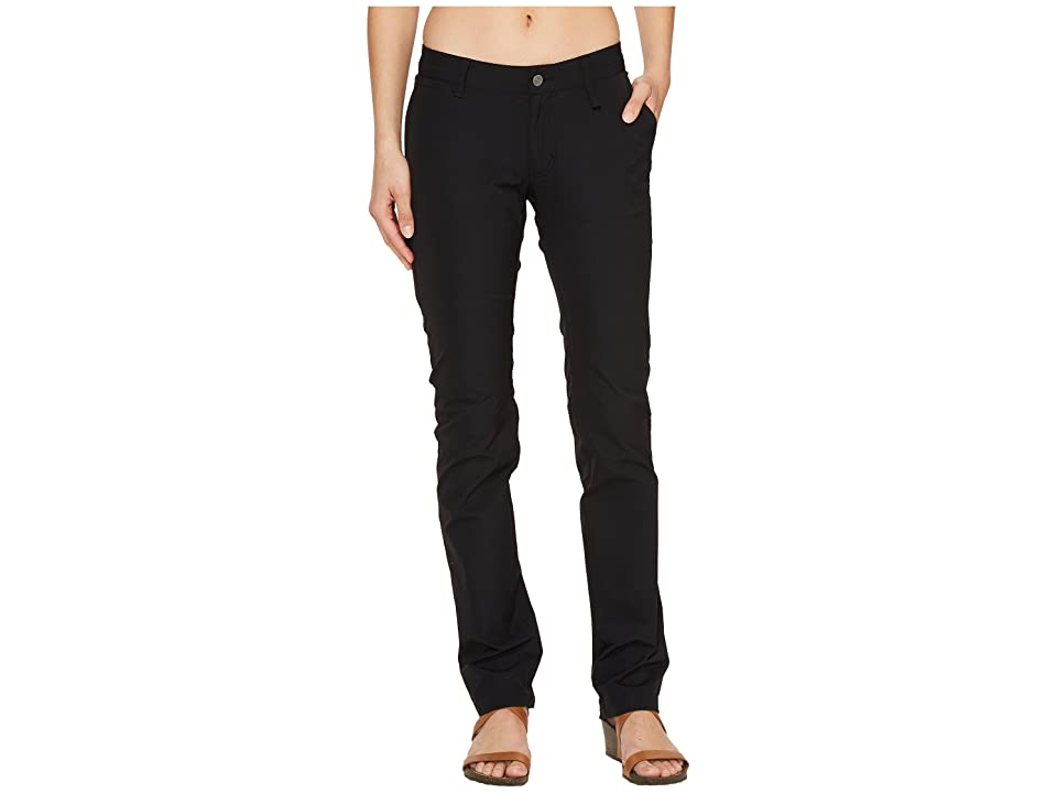 Fjallraven Abisko Stretch Trousers (Black) Women