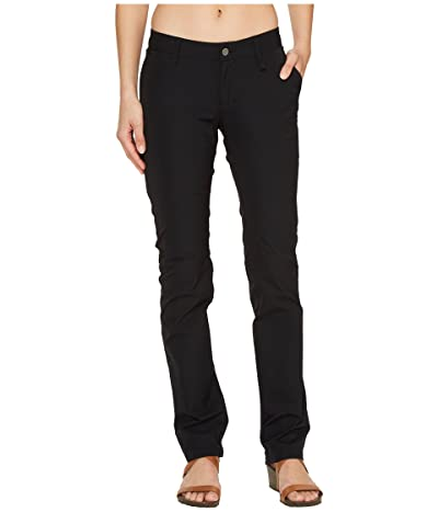 Fjallraven Abisko Stretch Trousers (Black) Women