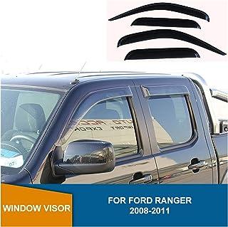 Suchergebnis Auf Für Ford Ranger Windabweiser Autozubehör Auto Motorrad