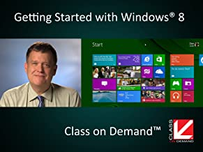 Getting Started with Windows 8