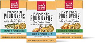 The Honest Kitchen Pumpkin POUR OVERS (Variety Pack of 3)