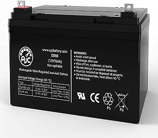 Invacare AGM 12V 35Ah Rolstoel Accu - Dit is een AJC® Vervangings Accu