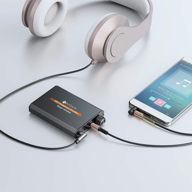 Neoteck 3.5mm Headphone Amplifier