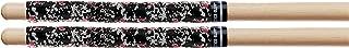 Promark SR3BLA Stick Rapp Drumstick Wrap, Black Splatter