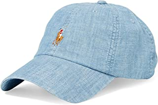 Polo Ralph Lauren Sports Cap One Adjustable Classic Chambray