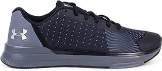 Under Armour(アンダーアーマー) レディース 女性用 シューズ 靴 スニーカー 運動靴 UA Showstopper - Black/Graphite/Metallic Silver [並行輸入品]