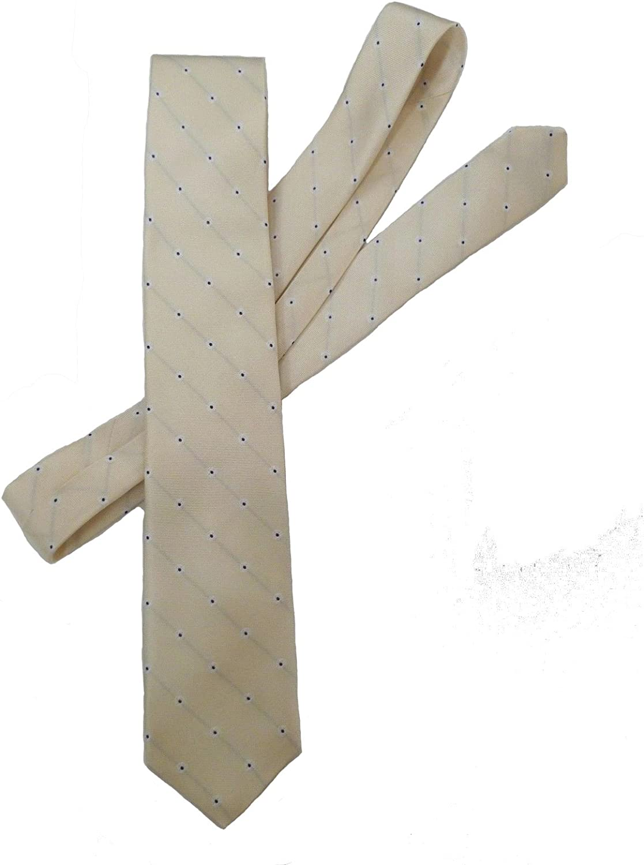Jack Spade Daisies Conversational Cream Silk Necktie