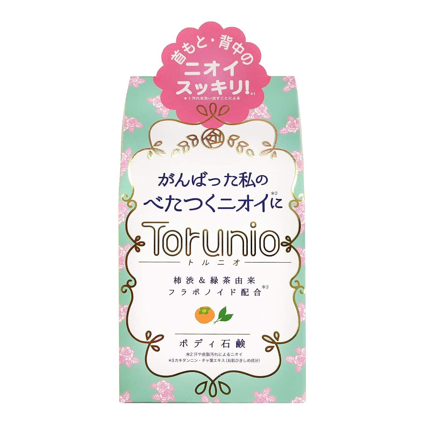 コンピューターずっとダイエットTorunio(トルニオ)石鹸 100g