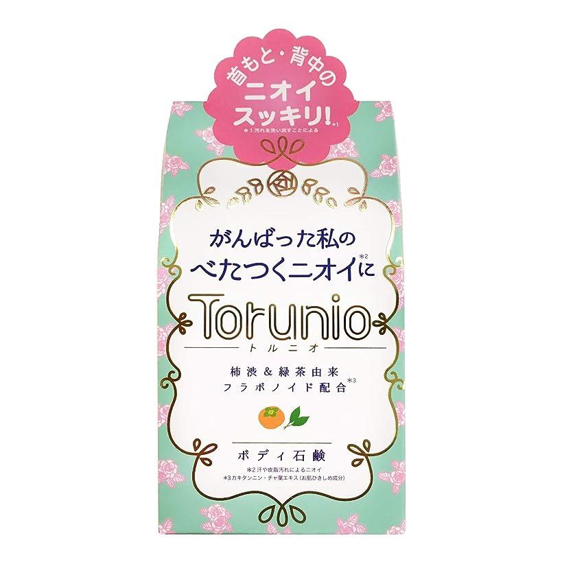 征服者認める前任者Torunio(トルニオ)石鹸 100g