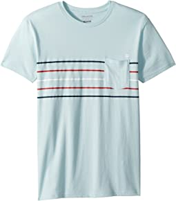 Team Stripe Tee (Big Kids)
