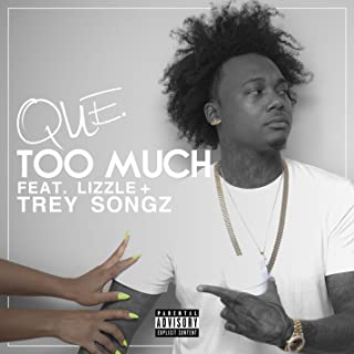 Too Much (feat. Lizzle & Trey Songz) [Explicit]