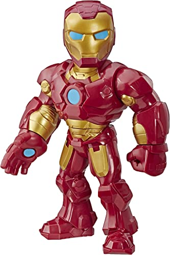 high quality Playskool Heroes Marvel Super Hero Adventures Mega discount Mighties Iron Man Collectible 10-Inch Action Figure, Toys for Kids Ages 3 discount and Up online sale