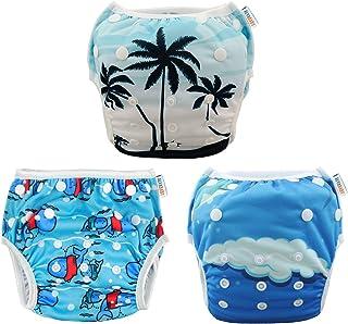 ALVABABY Underwear Reuseable Washable Adjustable