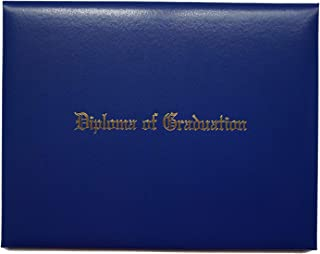 Diploma Cover Smooth Imprinted