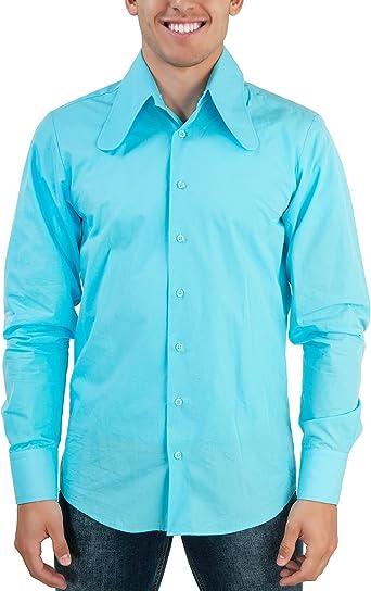 Perro salchicha de oído Cuello 70 Camisa Color Azul Claro ...