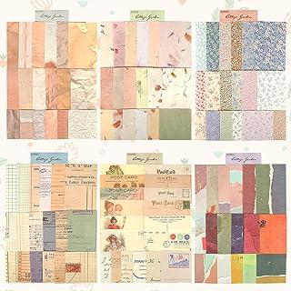 360 Feuilles Scrapbooking Papier, Stickers Scrapbooking,Stickers scrapbooking vintage, Papier Scrapbooking Matériel Bricol...