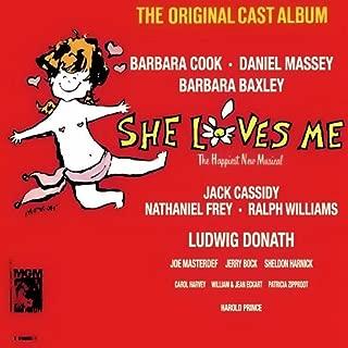 She Loves Me (1963 Original Broadway Cast)