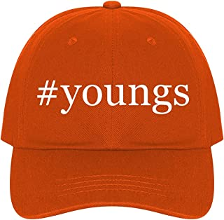 #Youngs - A Nice Comfortable Adjustable Hashtag Dad Hat Cap