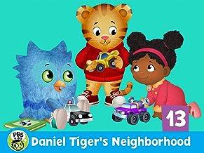 Daniel Tiger`s Neighborhood: Volume 13
