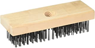 ALLWAY TOOL WB619 Blck Carbon Steel Brush