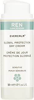 REN Clean Skincare Global Protection Day Cream, 1.7 Fluid Ounce